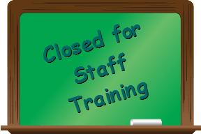 Play for Real closing for staff training